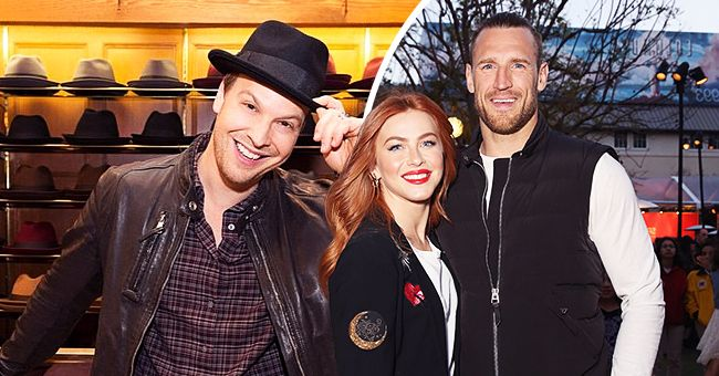 Gavin DeGraw Speaks About Brooks Laich & Julianne Hough's Marriage Amid Marital Issues Rumors