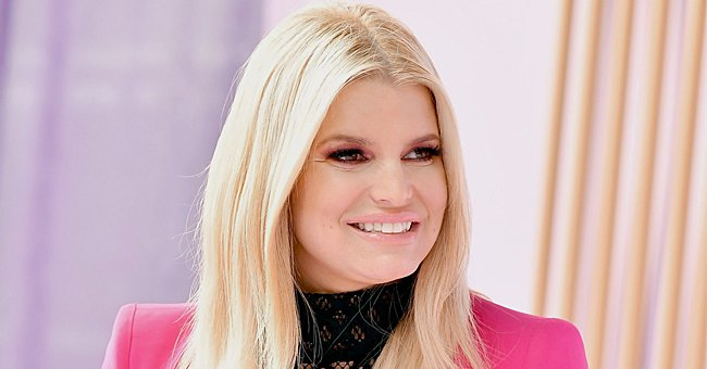 Jessica Simpson Flaunts Her Killer Legs as She Promotes New Fashion Collection on Instagram
