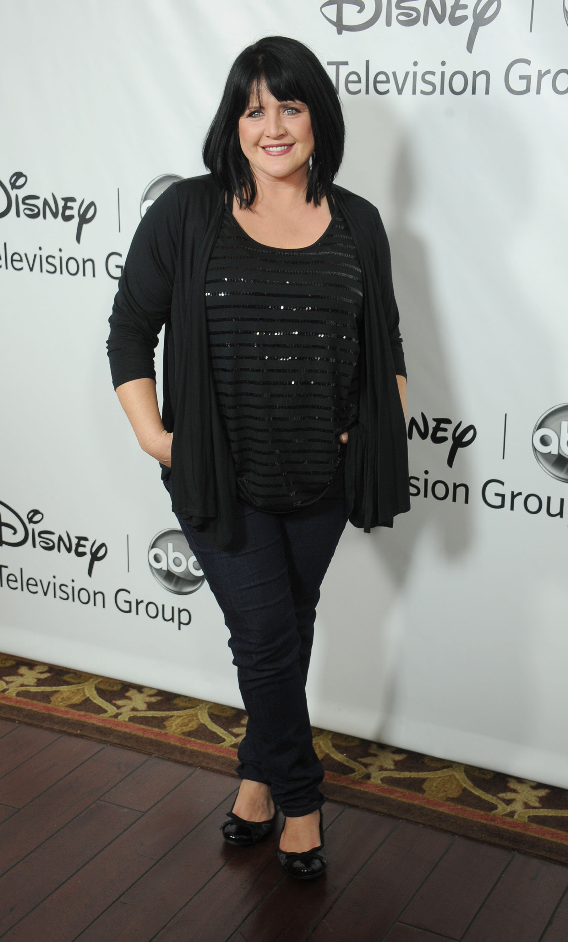 Tina Yothers arrives at the 2012 ABC Disney Winter Party at The Langham Resort on January 10, 2012 | Photo: GettyImages