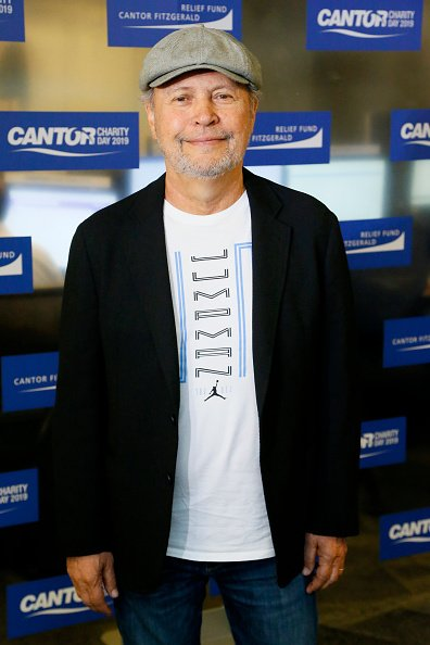 Billy Crystal attends the Annual Charity Day Hosted By Cantor Fitzgerald, BGC and GFI on September 11, 2019 in New York City | Photo: Getty Images