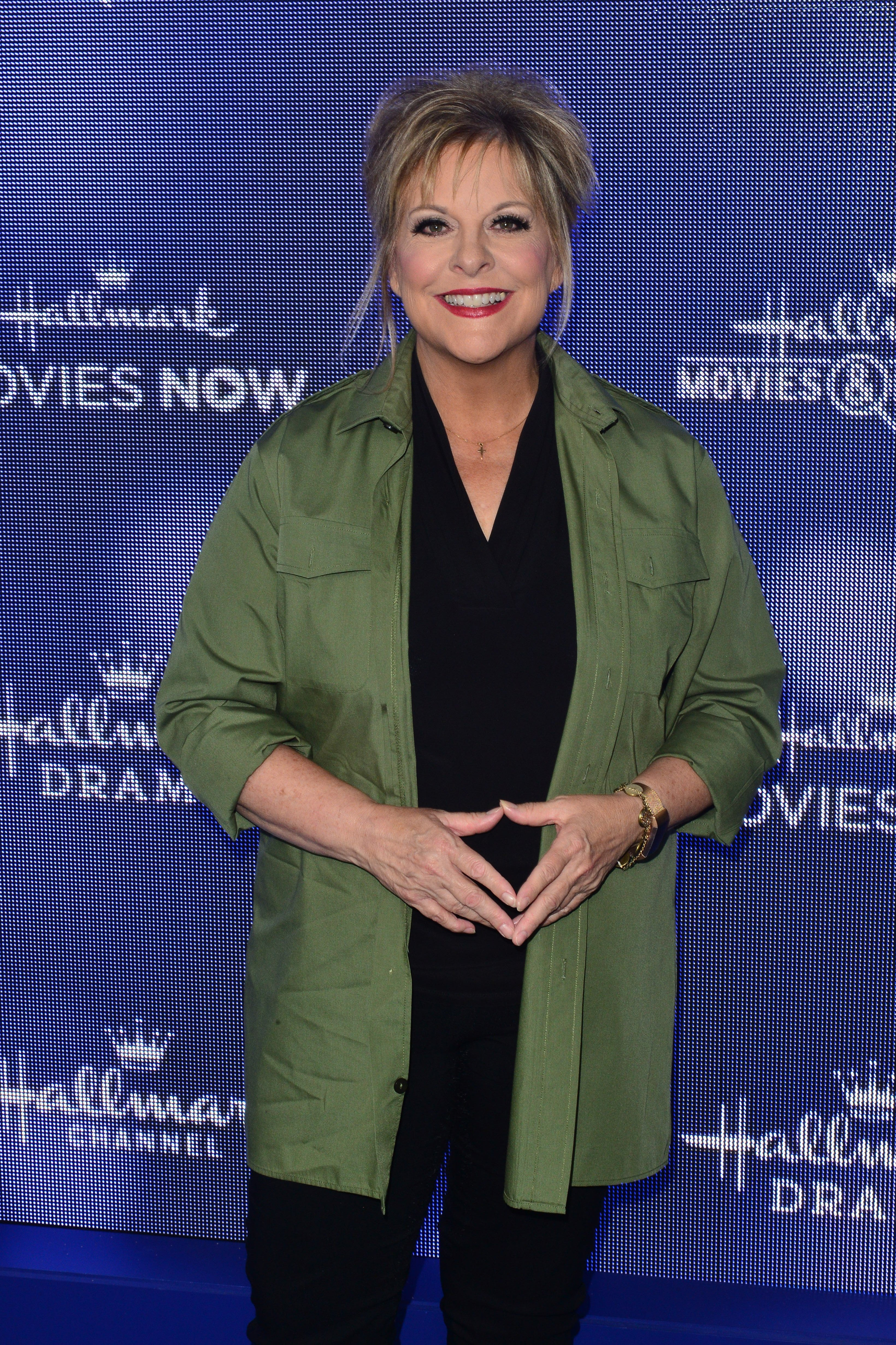 Nancy Grace at Hallmark Channel And Hallmark Movies & Mysteries Summer TCA Press Tour Event on July 26, 2019 in Beverly Hills, California | Photo: Jerod Harris/Gett