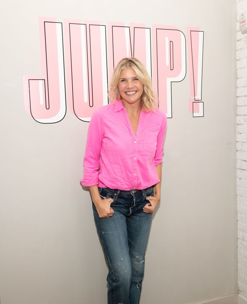 Amanda Kloots attends the Beyond Yoga x Amanda Kloots Collaboration Launch Event on August 27, 2019 | Photo: Getty Images