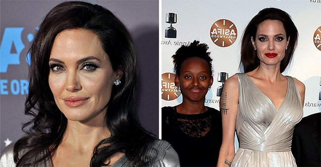 Angelina Jolie Reveals Daughter Zahara Organizes Things at Home – How That Helps Them during Quarantine