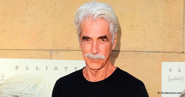 70's throwback pics of Sam Elliott prove that he is the same hottie we have loved over the years