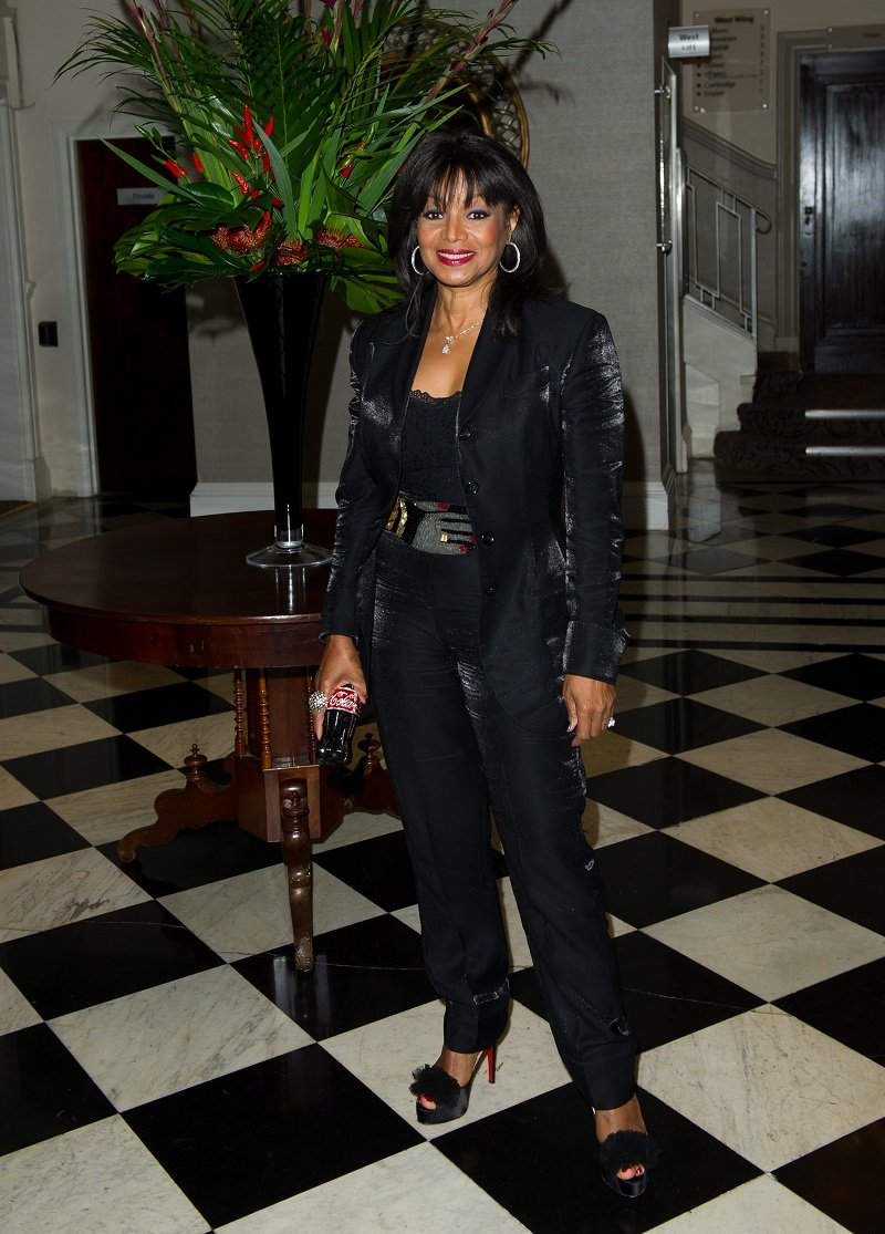 Rebbie Jackson in London on November 2, 2011. | Photo: Getty Images