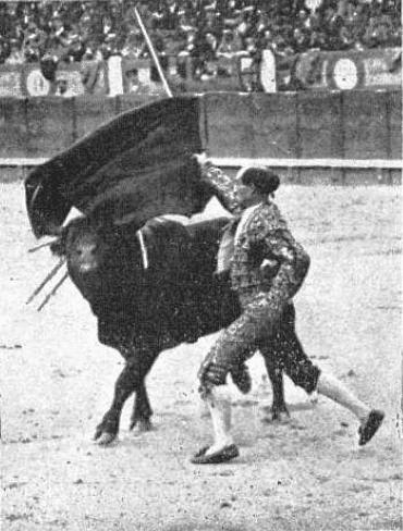 """Rafael Gómez Ortega, """"El Gallo""""   Foto: Wikipedia"""