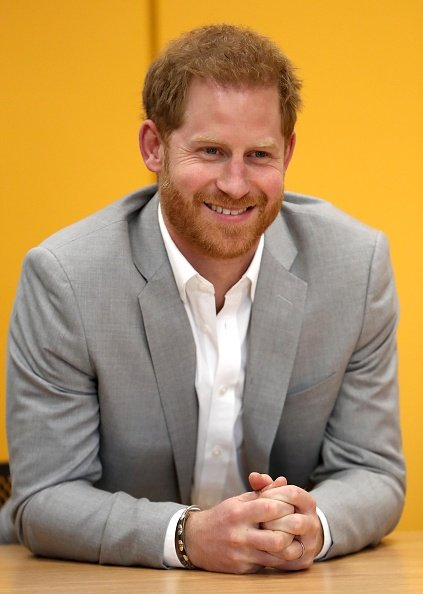 Prince Harry, Duke of Sussex at the official opening of the Barking & Dagenham Future Youth Zone on April 11, 2019 in Dagenham, England | Photo: Getty Images