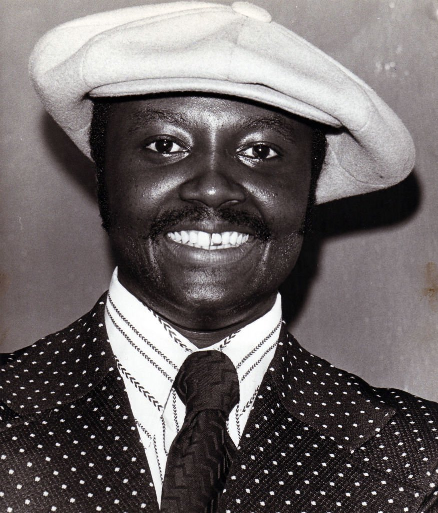 Donny Hathaway posed for a portrait on January 01, 1971 | Photo: Getty Images