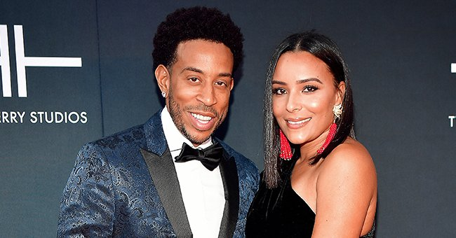 A picture of Ludacris and his wife Eudoxie   Photo: Getty Images