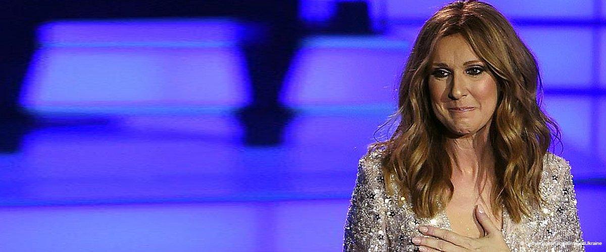 Céline Dion rend hommage à Karl Lagerfeld, partageant avec lui une photo jamais vue auparavant