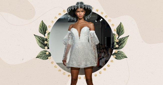 5 Unusual Wedding Dress Trends For The Unconventional Bride