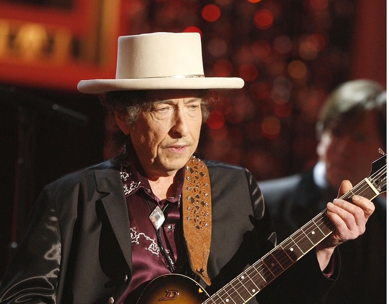Bob Dylan on June 11, 2009 in Culver City, California | Photo: Getty Images