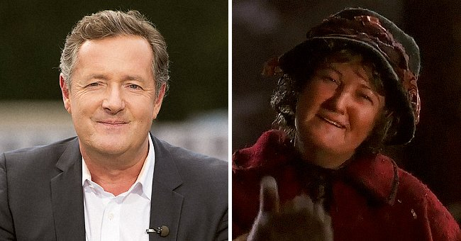Fans Have Speculated over the Years That Piers Morgan Is the Pigeon Lady from 'Home Alone 2'