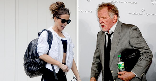 Kate Beckinsale Reveals Her Daughter Lily Had a Dream She Was Pregnant With Nick Nolte's Twins
