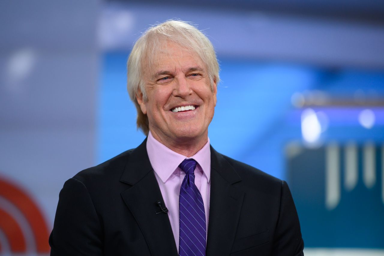 """John Tesh on """"Today's"""" Monday episode, February 24, 2020. 