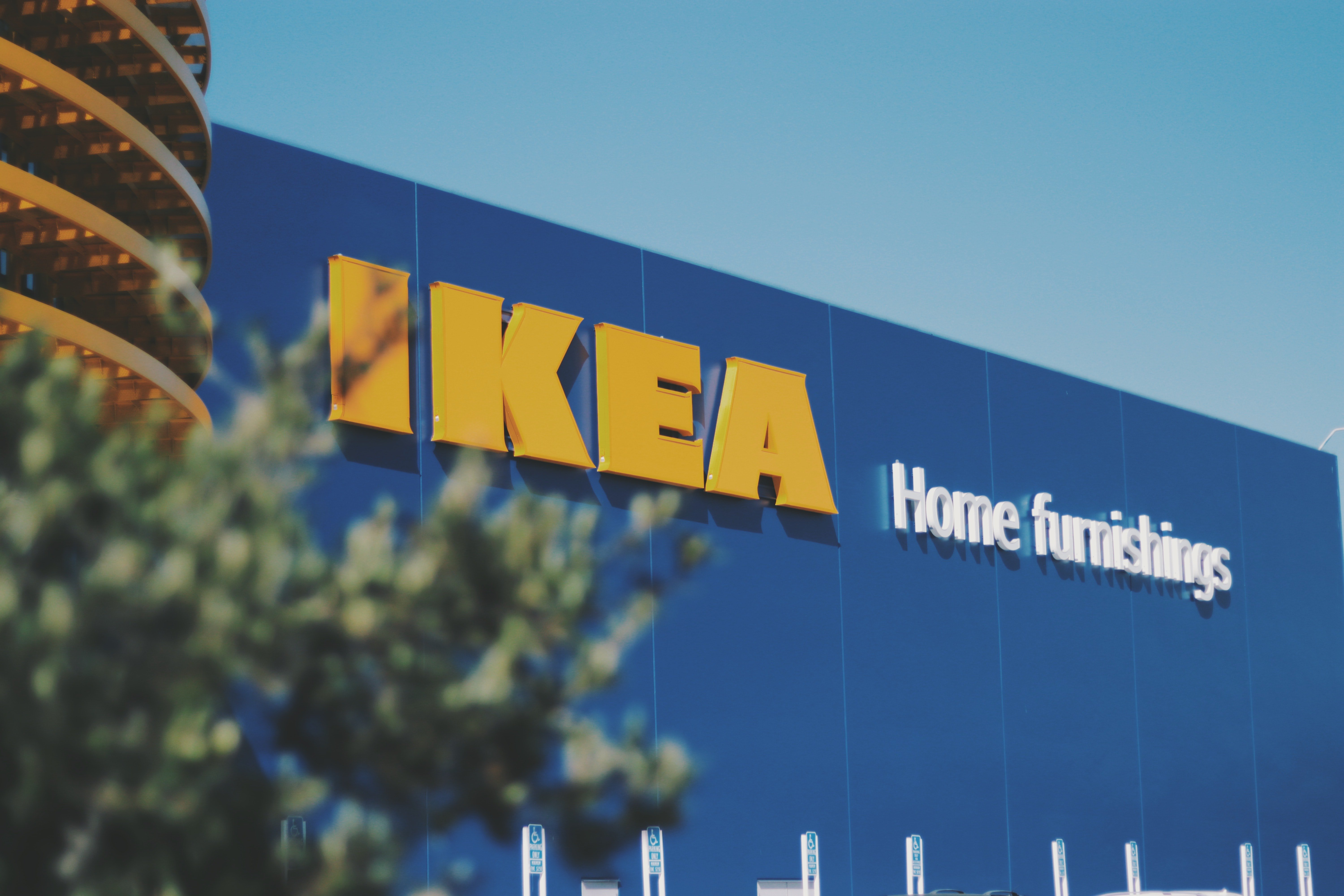 Pictured - IKEA home furnishings building   Source: Pexels