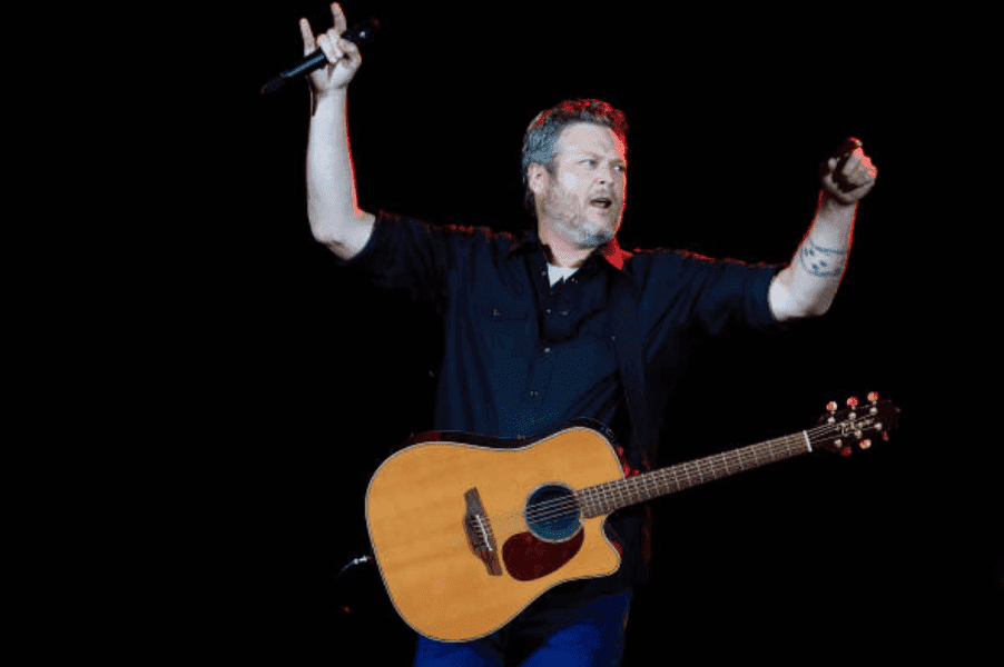 Blake Shelton performs onstage at the ATLive 2019 concert, at Mercedes-Benz Stadium, on November 15, 2019 in Atlanta, Georgia | Photo: Getty Images