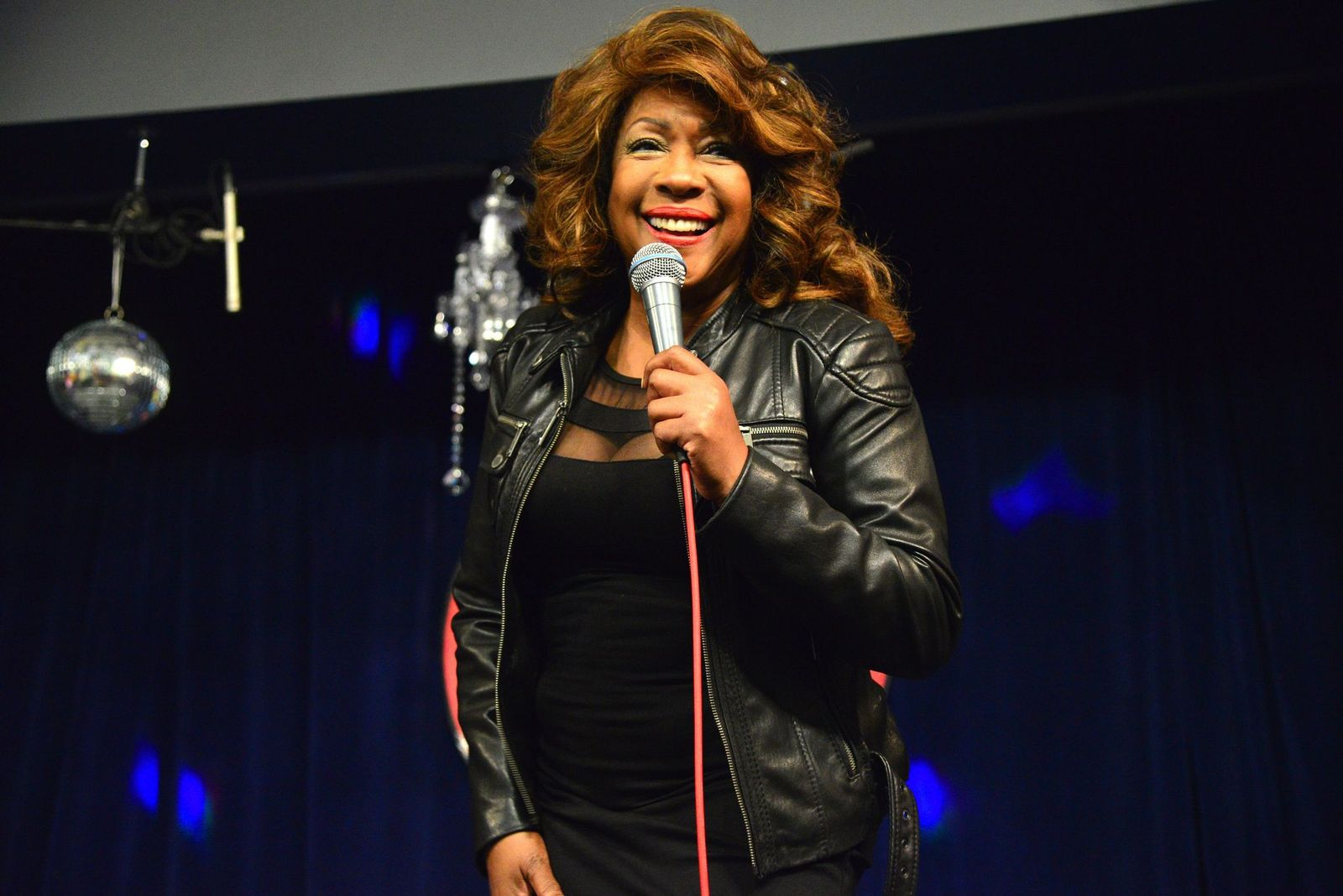 Mary Wilson at Amoeba Records on November 18, 2015 in Los Angeles | Getty Images