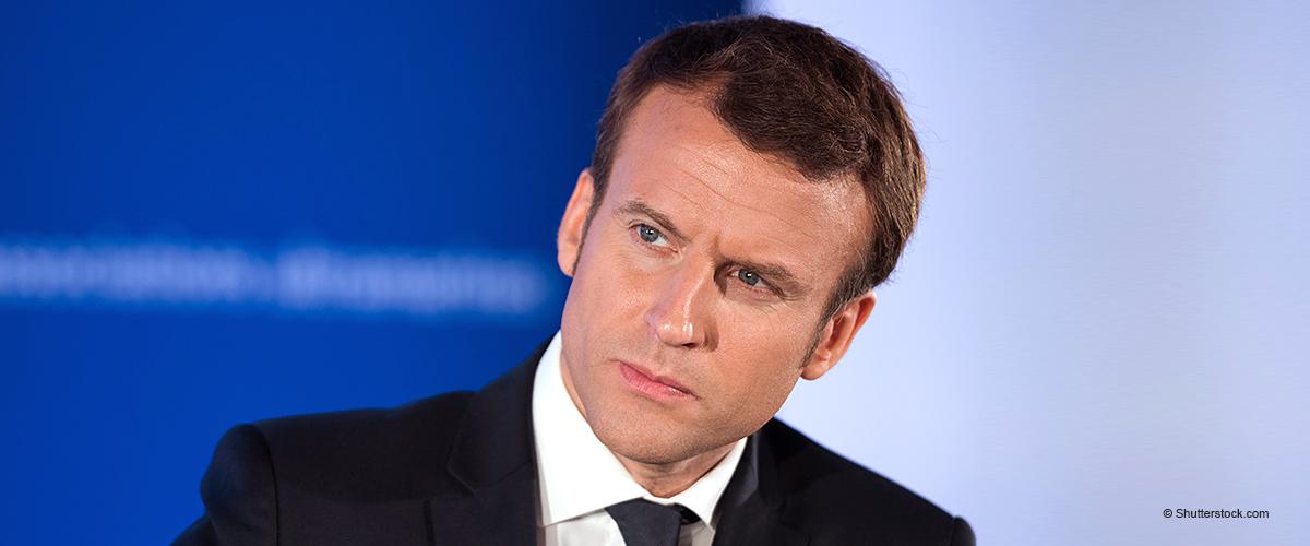 """Emmanuel Macron est """"crevé"""" et """"sous l'eau"""", révèle son entourage"""