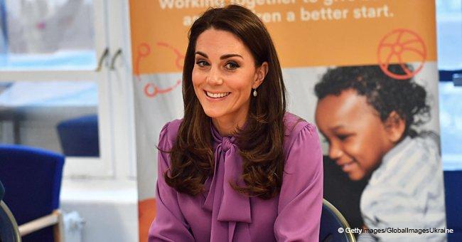 Kate Middleton a révélé les belles réalisations du petit prince Louis qui a déjà 10 mois