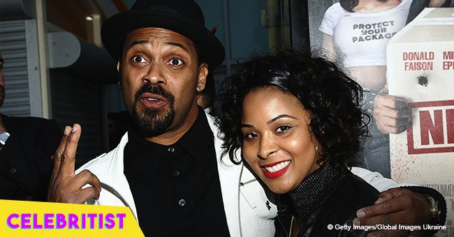 Mike Epps' ex-wife flaunts her body in tight white jeans in photo with LL Cool J's wife