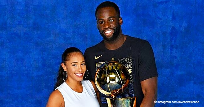 Draymond Green proposed to girlfriend Hazel Renee with 6-carat diamond ring reportedly worth $300K