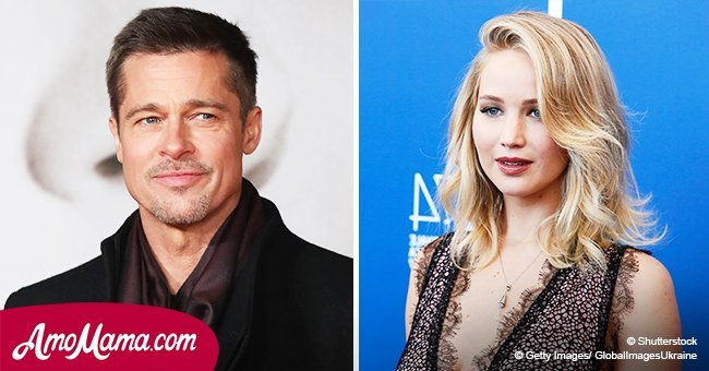 Jennifer Lawrence finally responds to Brad Pitt dating rumors after months of speculation