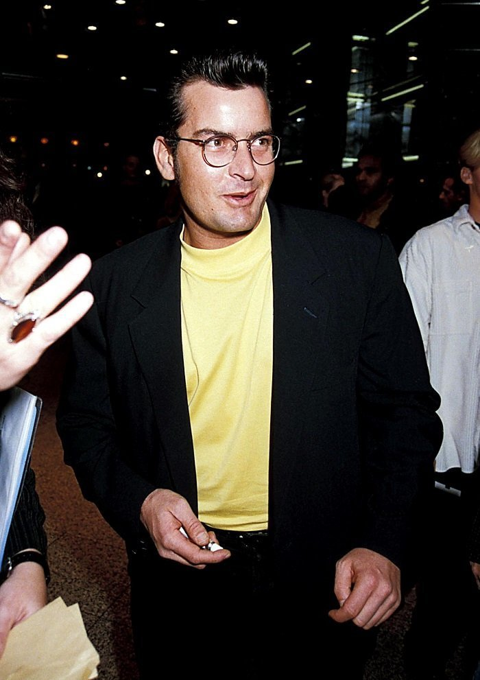 Charlie Sheen I Image: Getty Images