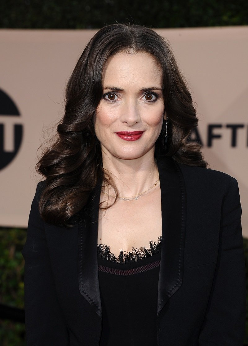 Winona Ryder on January 21, 2018 in Los Angeles, California | Photo: Getty Images