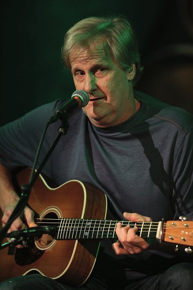 Jeff Daniels performs with the Ben Daniels Band at City Winery  | Photo: Getty Images
