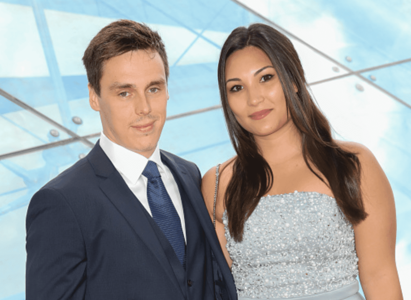Louis Ducruet and Marie Chevallier attend the opening ceremony for the 58th Monte Carlo TV Festival, June 2018, Monaco. | Photo: Getty Images.