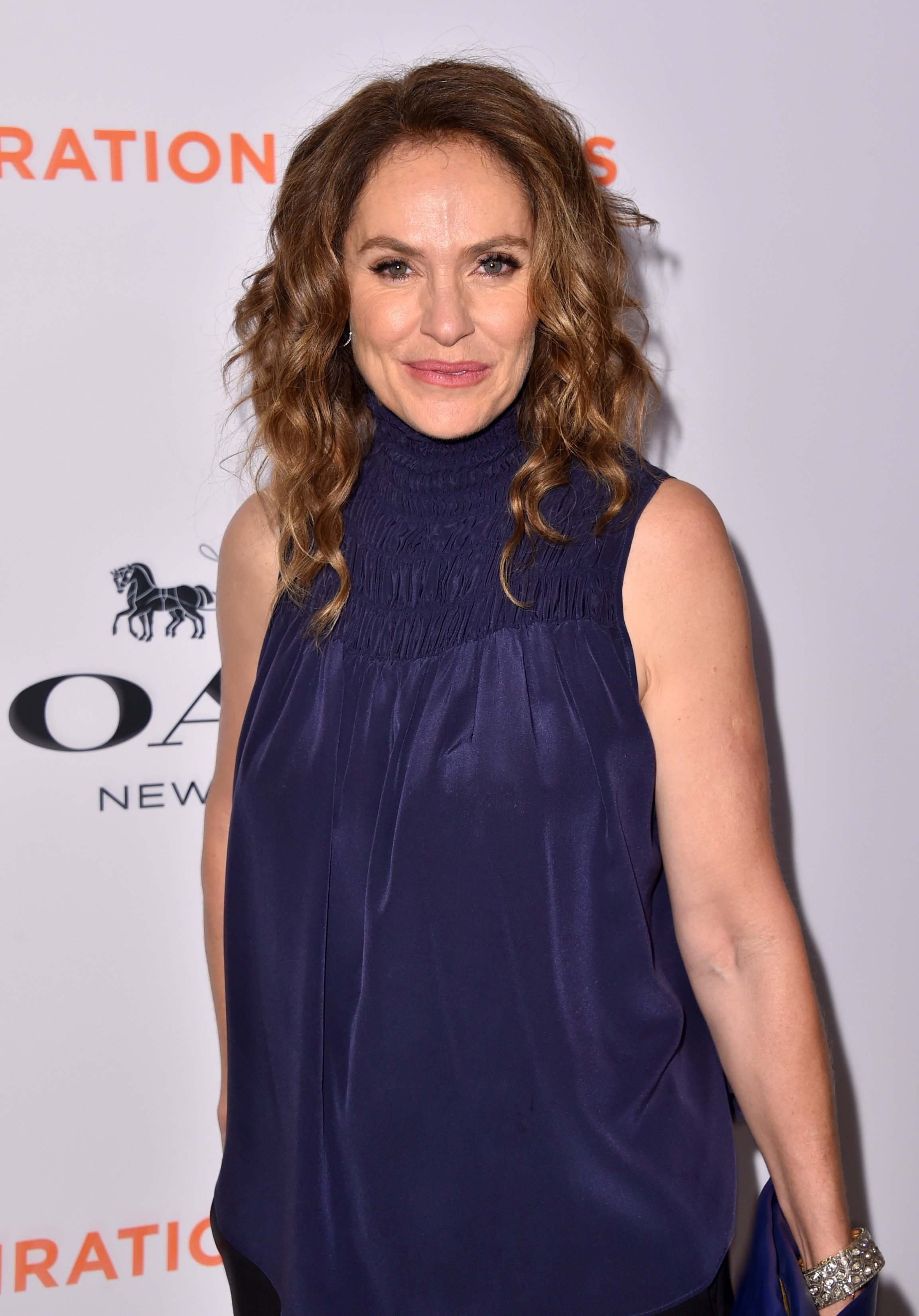Amy Brenneman at Step Up's 14th annual Inspiration Awards on June 1, 2018 in Beverly Hills, California. | Source: Getty Images