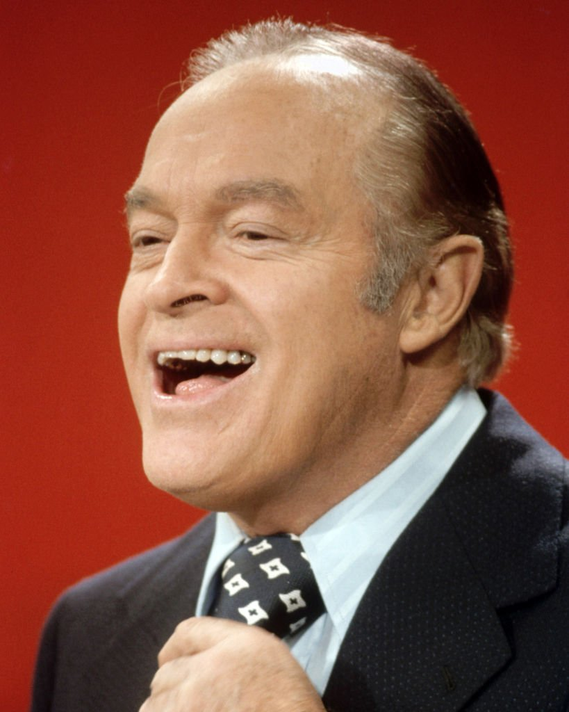 A photo of comedian Bob Hope on January 01, 1975   Photo: Getty Images