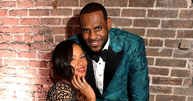 Here's How LeBron James' Wife Savannah Celebrated Their Cute Daughter Zhuri's 6th Birthday