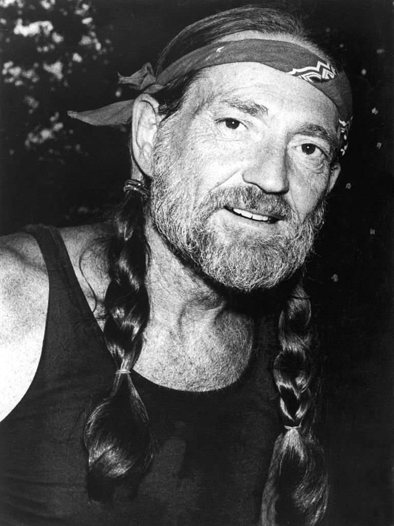 Willie Nelson, circa 1970. | Source: Getty Images