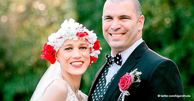"""""""No vamos a rendirnos"""": Novia con cáncer se niega a cambiar fecha de la boda"""
