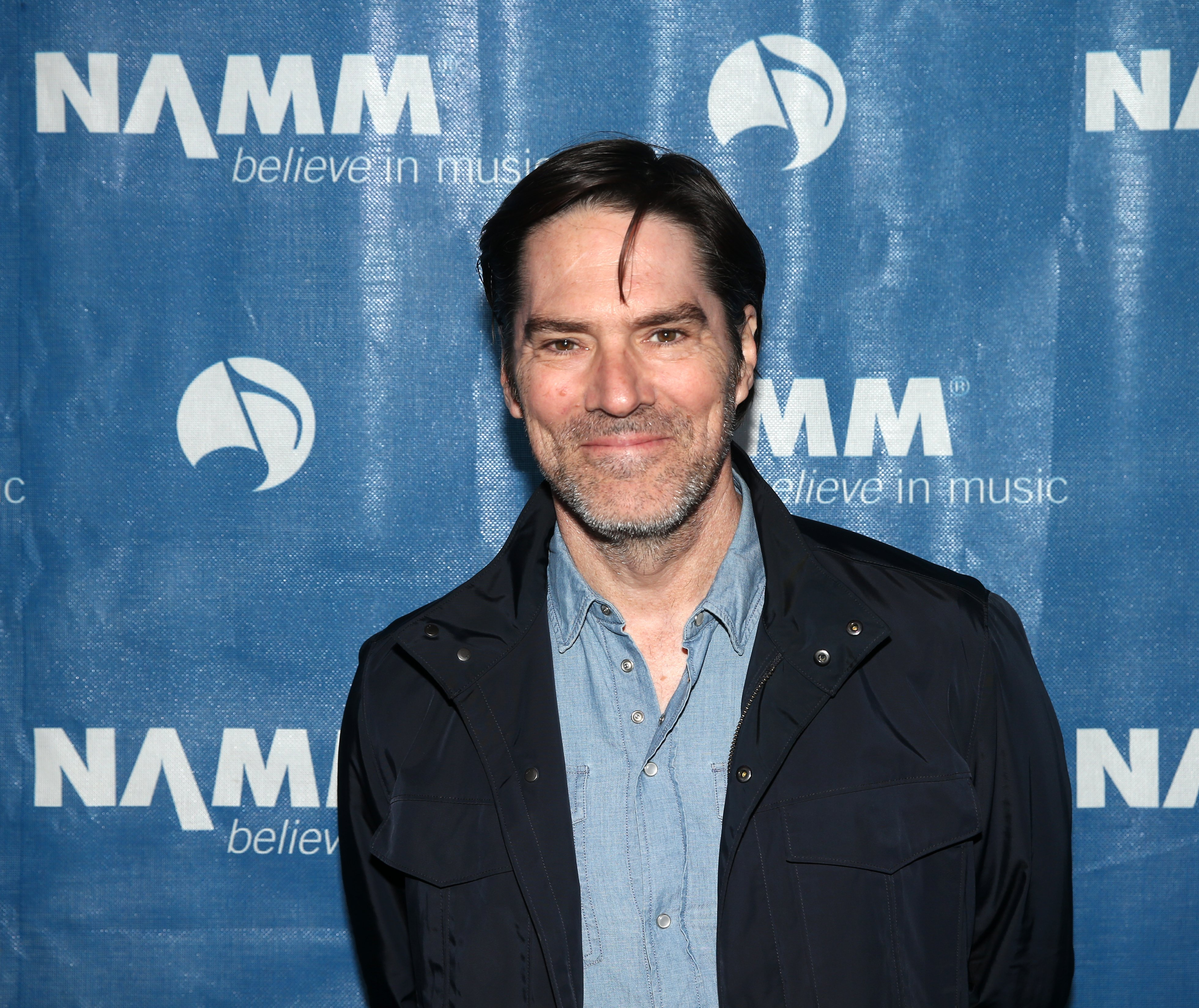 Thomas Gibson on January 19, 2017 in Anaheim, California | Source: Getty Images