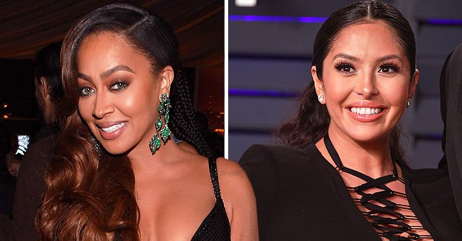 Watch Vanessa Bryant and La La Anthony Try Not to Smile in a New Challenge (Video)