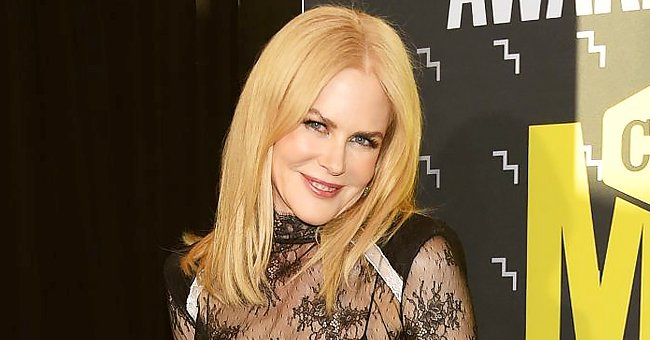 Nicole Kidman and Keith Urban Cuddle up and Kiss in a Valentine's Day Post