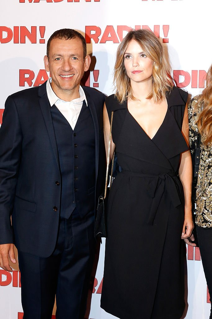 Laurence Arné et Dany Boon | photo: Getty Images