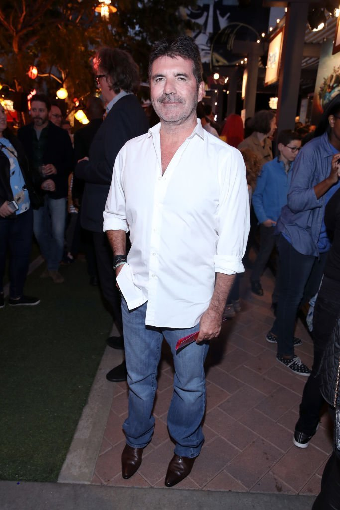 Simon Cowell attends City Year Los Angeles' Spring Break: Destination Education at Sony Studios | Photo: Getty Images