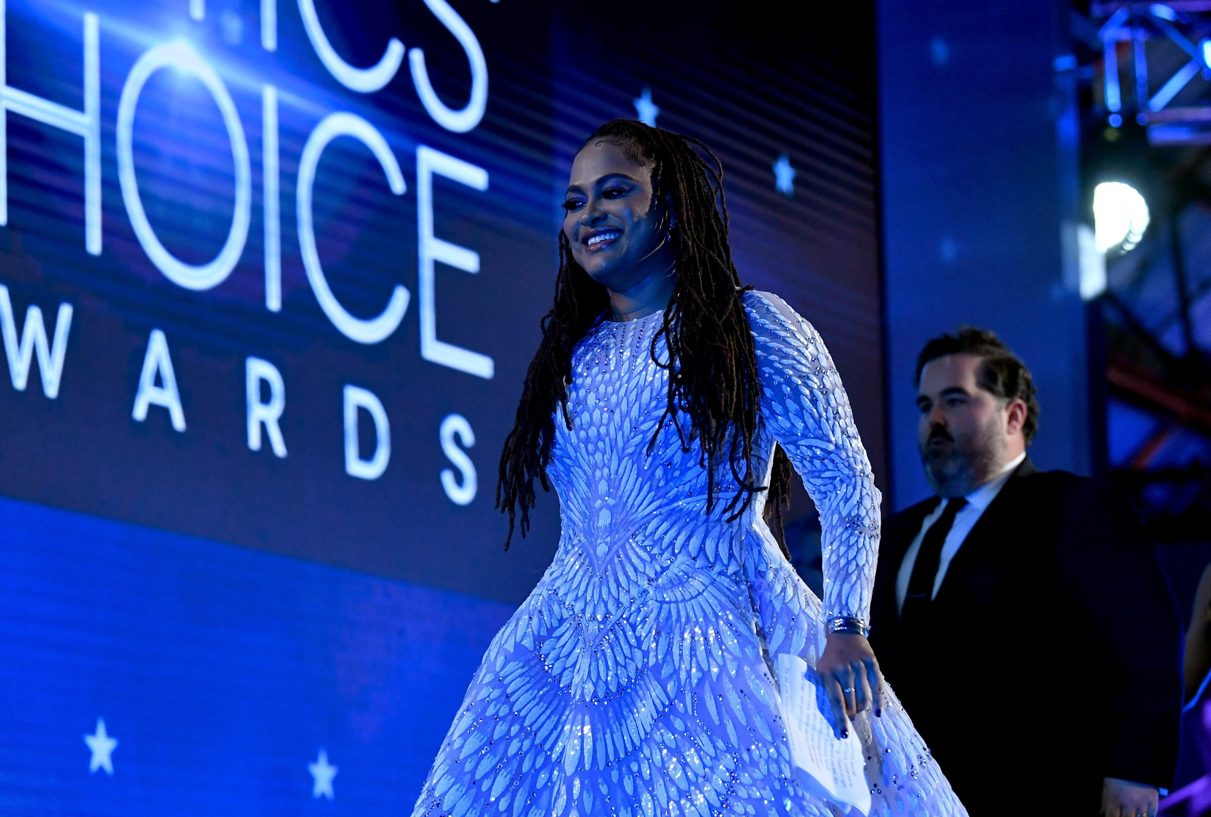 Ava DuVernay at the 25th Annual Critics' Choice Awards on Jan. 12, 2020 in California | Photo: Getty Images