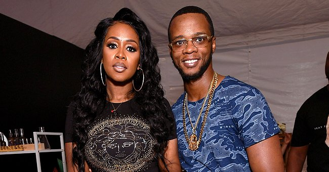 Remy Ma and Papoose's Cute Daughter Reminisce Has Mastered the Body Parts Game