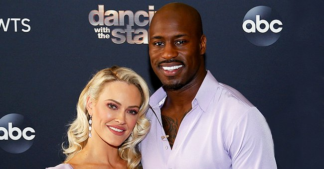 Peta Murgatroyd and Vernon Davis' Powerful Dance Performance Stuns DWTS Viewers