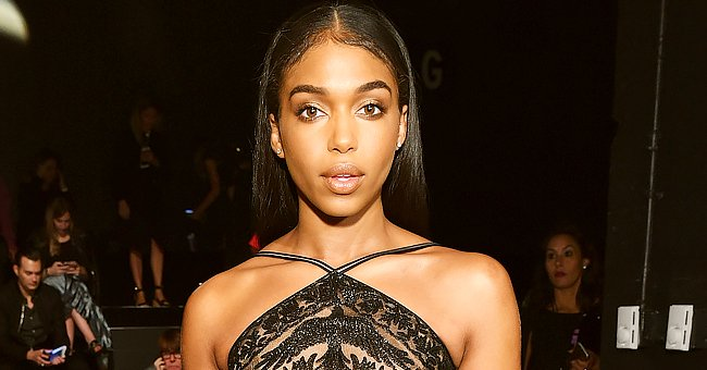 Check Out Lori Harvey Showing Expensive Hermès Bracelets & Awesome Watch Covered in Diamonds