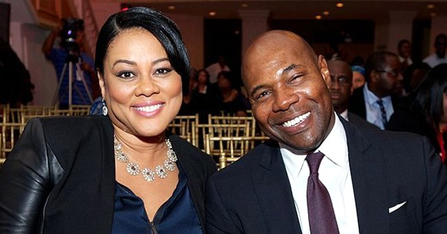 Lela Rochon & Antoine Fuqua Are All Smiles with Their Daughter Wearing Lacy Dress to a 2nd Prom