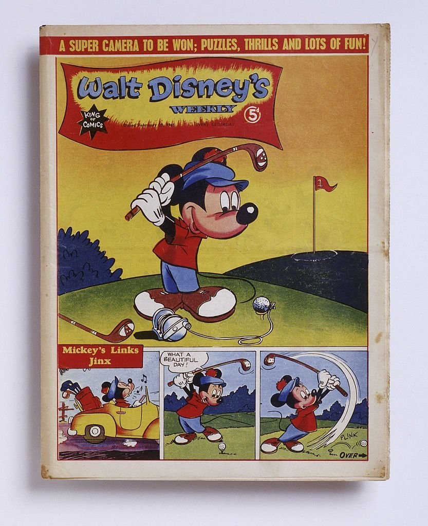 Walt Disney's weekly, American, February 20, 1945. | Getty Images
