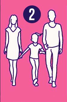 Famille numéro 2 | Source : AmoMama
