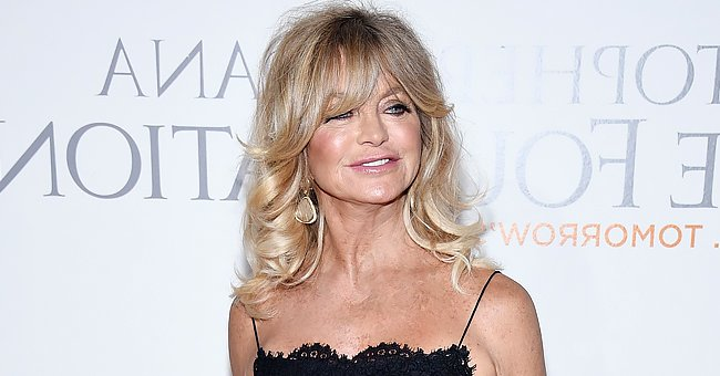 Watch Goldie Hawn Cuddle Her Dog in an Adorable Video to Celebrate World Kindness Day