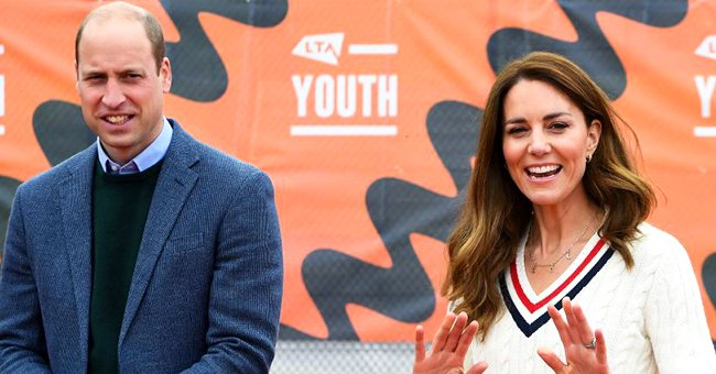 Kate Middleton Sports a Lovely $700 Necklace as a Tribute to Her Kids While Being Away from Them